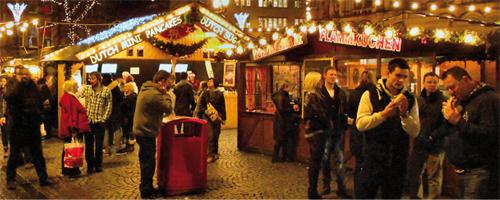 Manchester Christmas Shopper   Travel Solutions
