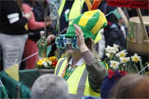 Celebrate St. Patricks Day in Killarney