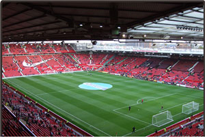 Manchester United vs Chelsea - Cruise to Old Trafford