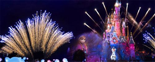 Disneyland Paris At Christmas 2019.Christmas In Disneyland 2019