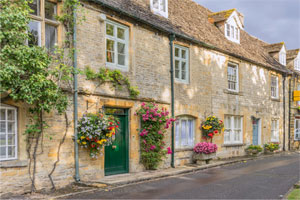 The English Cotswolds, Stratford-upon-Avon and Historic Bath