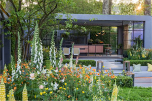 RHS Chelsea Flower Show and Syon House