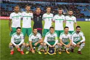 EURO 2020 Qualifier - Germany vs Northern Ireland