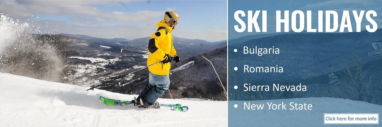 Ski Holidays 13th Mar 2019