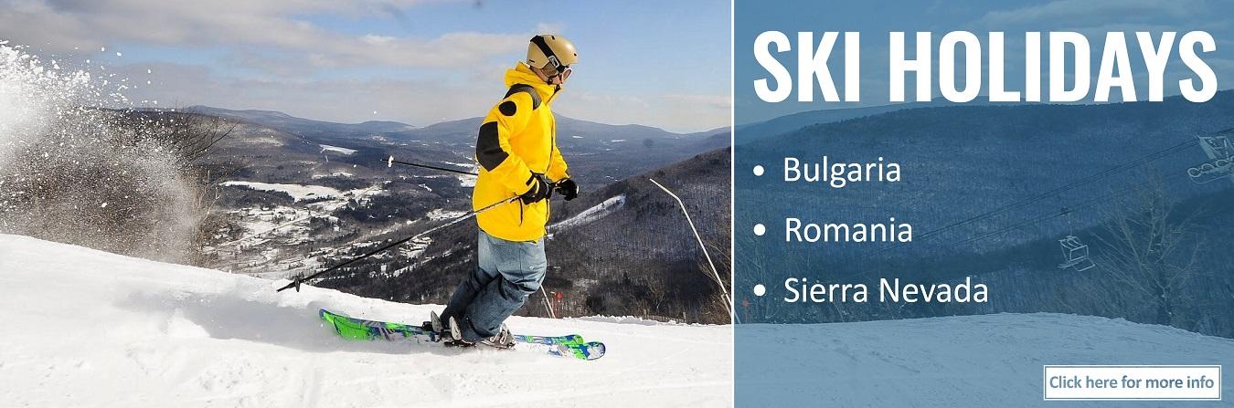 Ski Holidays 15th August 2019