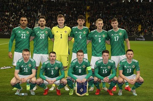EURO 2020 Play-off! Bosnia and Herzegovina vs Northern Ireland