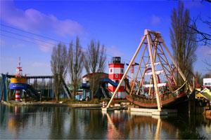 Drayton Manor Theme Park, West Midland Safari Park & Cadbury World