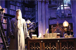 Harry Potter Studio Tour and Shreks Adventure